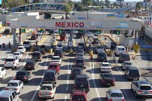 NORRA Issues New Mexican Border Crossing Alert for Mexican ...
