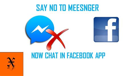 How To Chat Using Facebook App Without Messenger! No Root