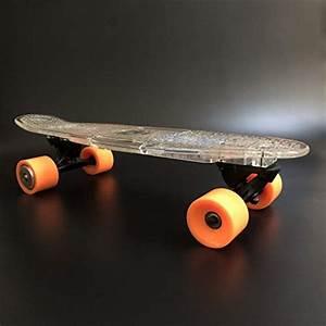 Elektro Longboard Selber Bauen : yun game elektro skateboard mit led beleuchtung ~ Watch28wear.com Haus und Dekorationen