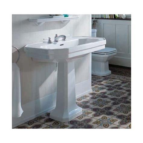 duravit pedestal sink 1930 duravit 1930 series washbasin pedestal johngoslett co uk