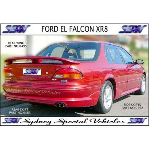 rear for ef el falcon xr6 xr8 el tickford style