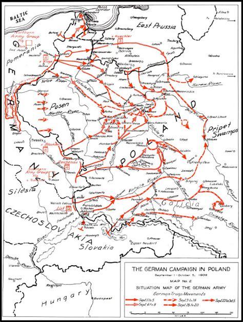 hyperwar  german campaign  poland september