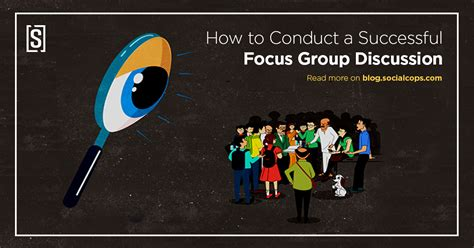conduct  successful focus group discussion socialcops