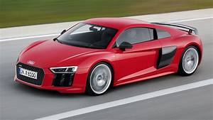 2016 Audi R8 specifications - photos CarAdvice