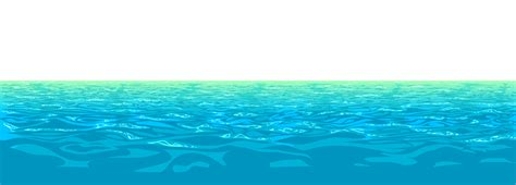 Sea Clipart Blue Water Clipart Water Pencil And In Color Blue