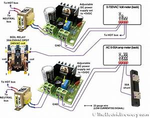 120v Plug Wiring Diagram A Well 240v Schematic