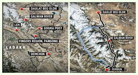 China takes hard line in border talks with India, claims ...