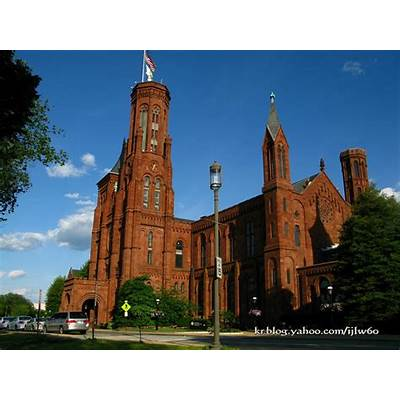 Panoramio - Photo of Smithsonian Institution Building