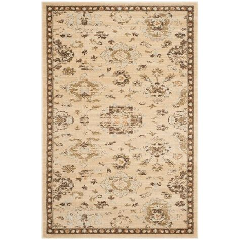 Safavieh Florenteen Rug by Safavieh Florenteen Ivory Brown 4 Ft X 6 Ft Area Rug