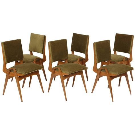 mid century dining chairs 1950s maurice pre