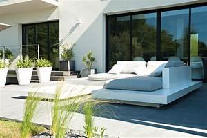une maison neuve a rennes With amenagement terrasse exterieure design 6 amenagement interieur dune caravane eurl pierre