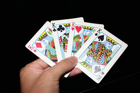 Maybe you would like to learn more about one of these? King (playing card) - Wikipedia