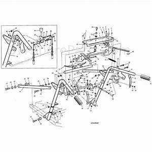 Hayter Condor  510s  Parts Diagram  Handlebar Assy