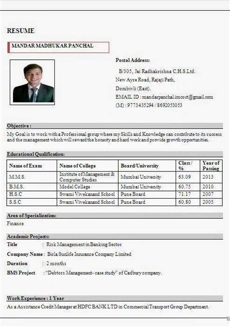 Creating A Cv Resume by Creating A Resume For Free Sle Template Exle Of
