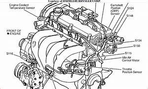 2005 Dodge Caravan 2 4 Engine Diagrams