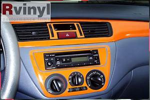 Dash Kit Decal Auto Interior Trim For Mitsubishi Lancer