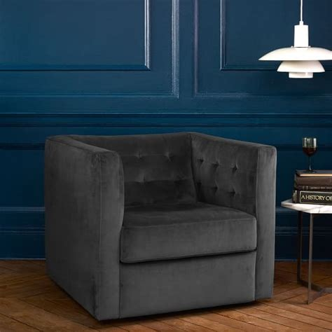 west elm rochester sofa rochester swivel armchair west elm