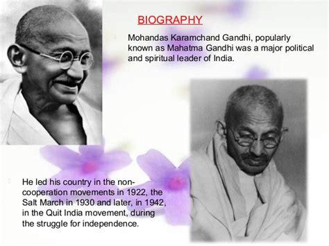 mahatma gandhi leadership    commonsense
