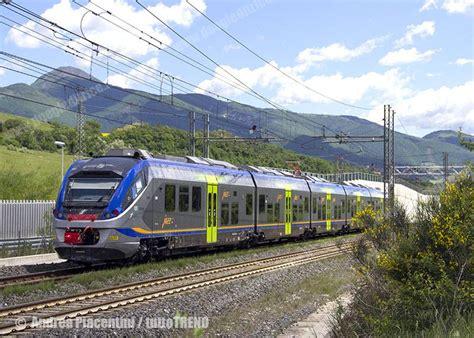 Treno Napoli Pavia by E464 Tuttotreno