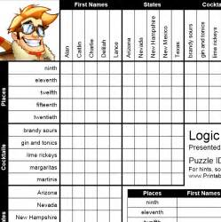 Math Logic Puzzles Printable Search Results Calendar 2015