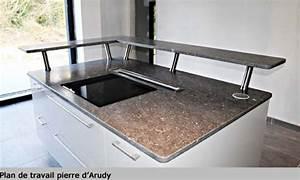 Plan De Travail Fin : granit co marbrier pau marbrerie de d coration pau ~ Preciouscoupons.com Idées de Décoration