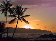 Sunset Beach Hawaii