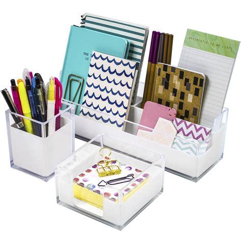 desk organizers best in desk accessories workspace organizers