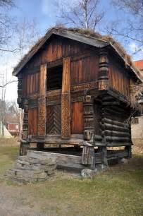 Norsk Folkemuseum Oslo Norway
