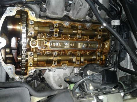 [2004 Jaguar S Type Head Removal]