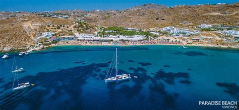 Paradise Beach In Mykonos Island Greece Mykonos Traveller
