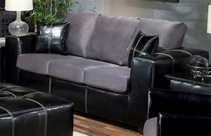 chelsea home furniture irwin sofa set el paso black With sectional sofas el paso