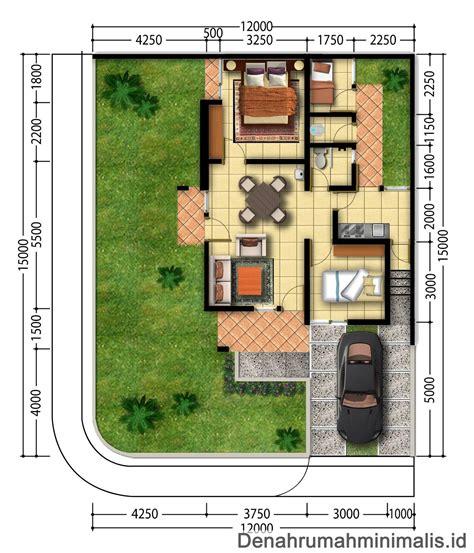 desain rumah minimalis   carport desain rumah