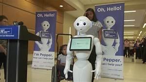 Humber River Hospital Teams Up With Softbank Robotics
