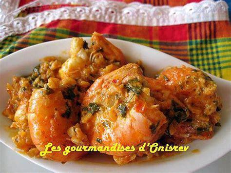 recette de cuisine antillaise guadeloupe recette d 39 ouassous à l antillaise façon sissi
