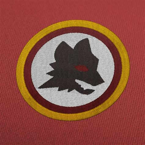 Maybe you would like to learn more about one of these? AS Roma Associazione Sportiva Roma Old Logo Embroidery ...