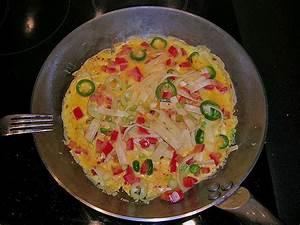 Omelette Mit Gemüse : omelette mit nudeln paprika und tomaten von peter k ~ Lizthompson.info Haus und Dekorationen