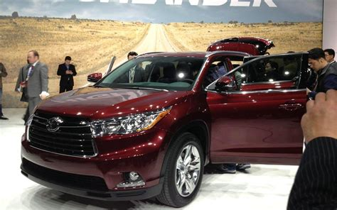 2019 Toyota Highlander Picture  Car 2018 2019