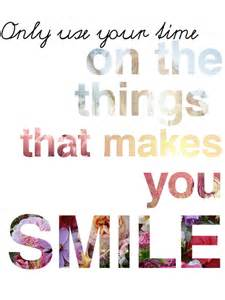 Smile Make You Happy Quotes About Life