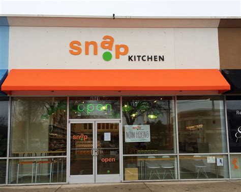 snap kitchen dallas tx snap kitchen opens in dallas food