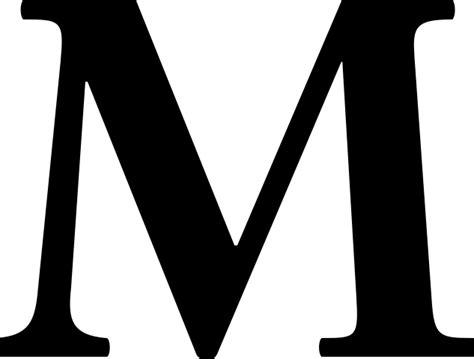 big letter m file font m svg wikimedia commons 20607 | 633px Font M.svg