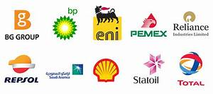 oil company logos and