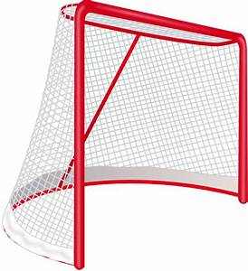 Hockey Goal Clip Art at Clker.com - vector clip art online ...