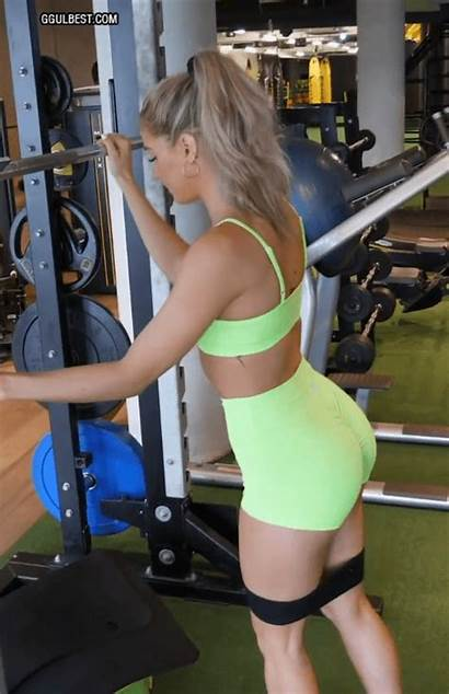 Woman Exercising Ggulbest Factory