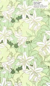 William Morris Wallpaper Bird