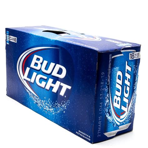 24 pack of bud light cost bud light 12oz can 18 pack beer wine and liquor
