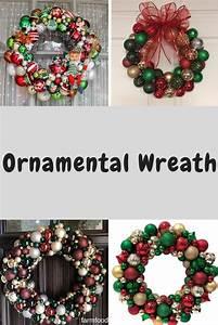 20, Creative, Diy, Christmas, Wreath, Craft, Ideas, U0026, Designs, For, 2020