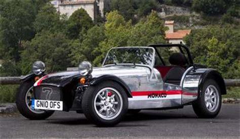Caterham 7 Car Reviews - Expert and User Reviews
