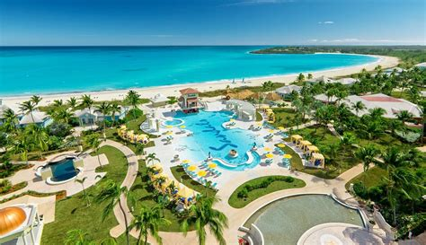 Island Resorts Bahamas Wedding Honeymoon Packages The Out Islands Of
