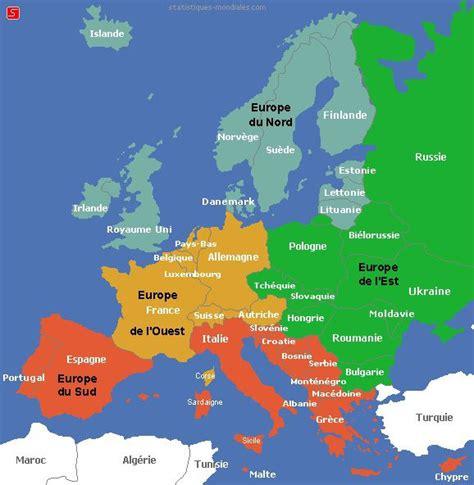Carte De L Europe 2017 by Carte De L Europe Cartes Reliefs Villes Pays Ue