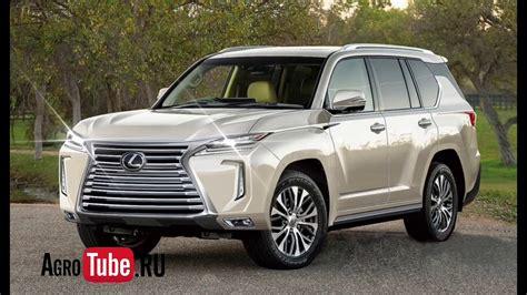 Lexus Prado 2020 by New Lexus Lx 570 2020 Toyota Land Cruiser 300 200 2020